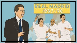 Jupp Heynckes' Real Madrid of 1997/98