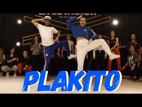 PLAKITO - Yandel | Choreography by Nicole Conte ft Lucke Acosta