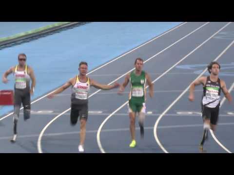 Team SA Paralympics 2016  Sasol Highlights Package   Arnu Fourie