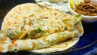 Paratha Layer Wala - Frozen paratha | unique tasty paratha | ese karein paratha store | Ramazan spcl