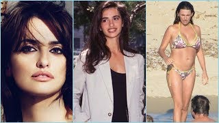 Penelope Cruz - Rare Photos | Childhood | Lifestyle | Family