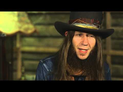 Blackberry Smoke - Charlie Starr interview at Google/YouTube HQ - Part 2