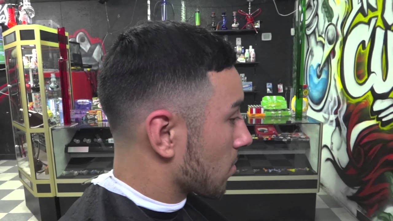 how to blend fade haircut - hairs picture gallery