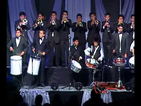 Ricardo Claure Peñaloza - Banda de Guerra C.V. 01