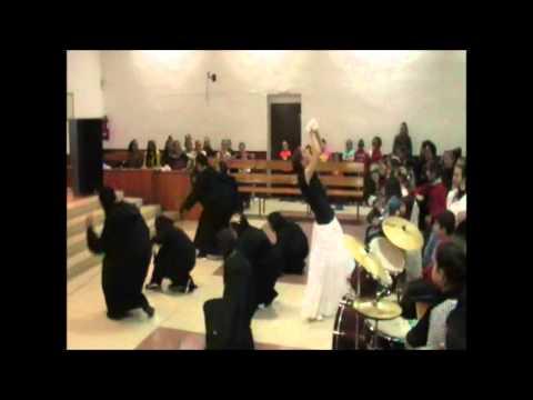 Culto Danzas 2013 .Suelta lo que es mio .IGLESIA DE LA MARIOLA