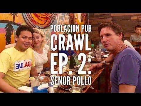 Manila Nightlife: Poblacion Makati Pub Crawl Ep. 2: Senor Pollo Famous Latin Roast Chicken