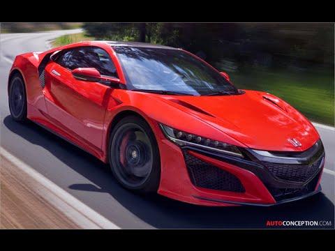 Car Design: 2016 Honda NSX
