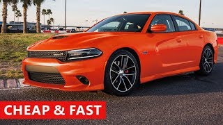 6 Affordable Daily Drive Performance Cars 2019 !