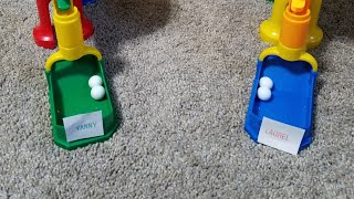 Laurel Vs. Yanny Solved By Marbles!?