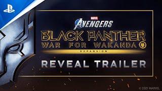 Marvel's avengers :  bande-annonce VF