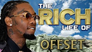Offset | The RICH Life | FORBES Net Worth ( Cars, Mansion, Chains & more )