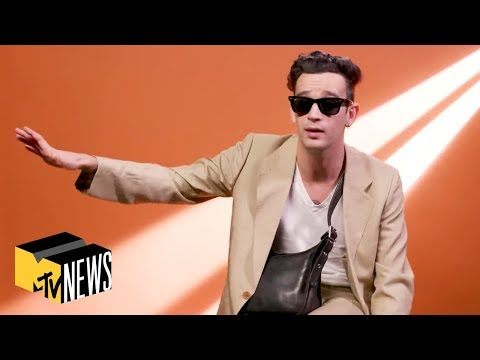 The 1975's Matty Healy on Songwriting & Finding Truth in Art | MTV News