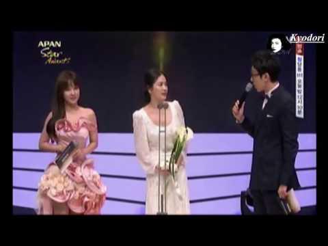 2013 APAN STAR AWARDS 송혜교 cut