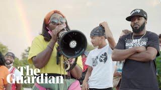 Black voting power in segregated Milwaukee: weighing up Joe Biden