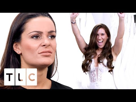 Friend Tell's the Bride She Looks Like a Stripper! | Say Yes to the Dress UK