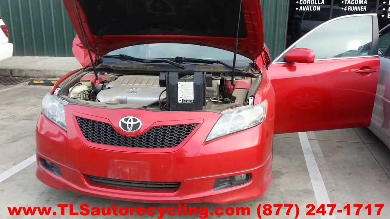 2009 toyota camry fuel inject parts fuel injector 23250 for Motor oil for 2009 toyota camry