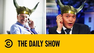 Trevor Noah's Many Accents From Around The World | The Daily Show with Trevor Noah