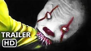 """IT Opening Scene """"Georgie's Death"""" (2017) Clown Movie HD"""