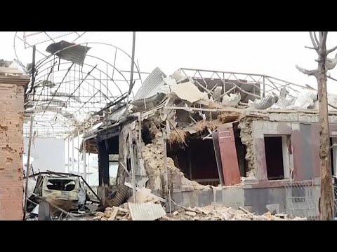 La batalla se recrudece en Nagorno Karabaj