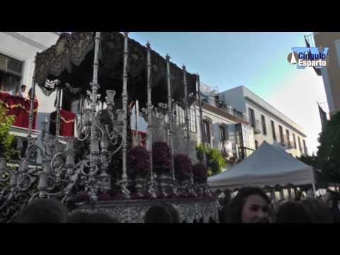 Magna Mariana de Ayamonte: Virgen de la Paz - Cíngulo y Esparto TV -