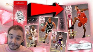 NBA 2K18 My Team PINK DIAMOND LOCKER CODES ARE COMING! WHERE WHEN HOW! TIPS TO GET LOCKER CODES!!!