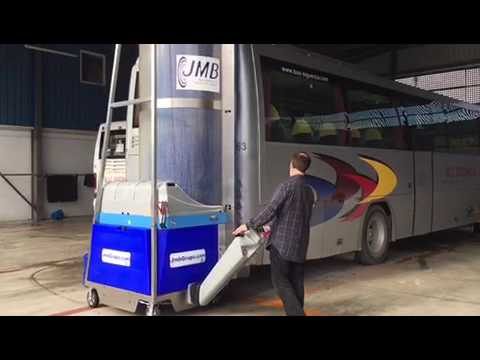 Maquinaria de Lavado Monocepillo Baterias Jmb Murcia