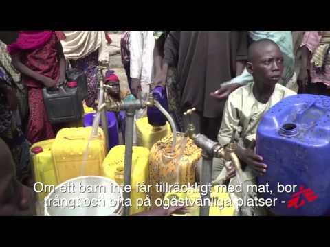 """""""Situationen i Borno är förödande"""""""