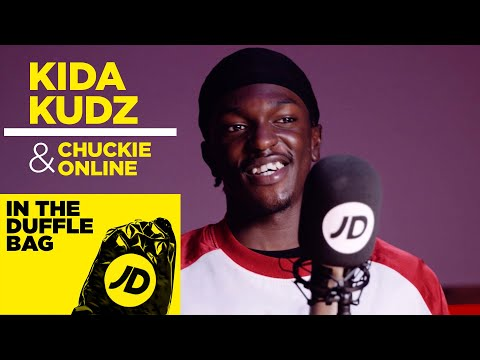 """jdsports.co.uk & JD Sports Discount Code video: KIDA KUDZ & CHUCKIE ONLINE