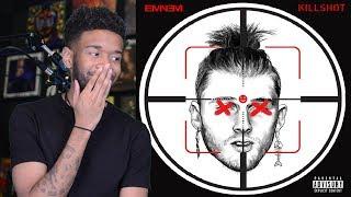 Eminem - KILLSHOT REACTION/REVIEW