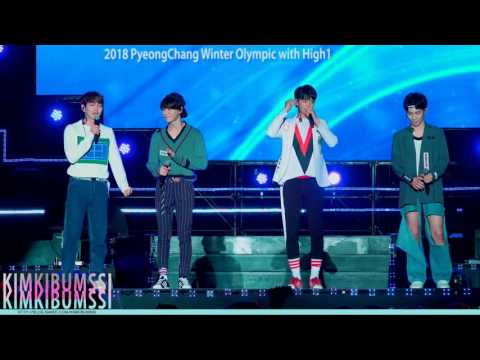 [4K] 151003 하이원 강원K-POP콘서트_SHINee - Why So Serious? + 방백(Aside) + Beautiful + Why So Serious? + View