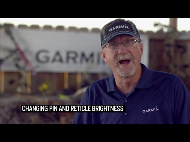 garmin xero a1 bow sight
