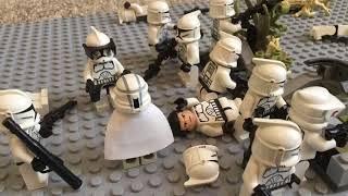 Commander Keller Takes Charge- Lego Star Wars Stop Motion