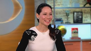 Lucy Liu talks