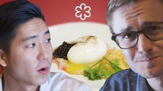 We Tried A Michelin-Starred Restaurant • Momofuku Ko
