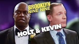 Best of Holt & Kevin (OUR DADS)   Brooklyn Nine-Nine   Comedy Bites