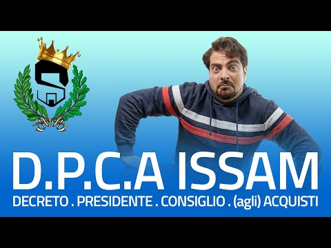 DPCA 13:00 ISSAM Live streaming del 11/1 …