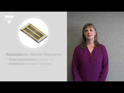 Resistors: Super 12 for 2016: PCAN Series - High-Power SMD Precision Thin Film Chip Resistors