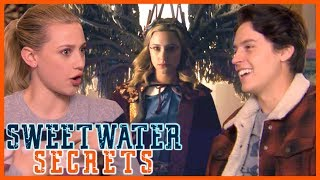 Riverdale 3x08: Lili Reinhart & Cole Sprouse React to Griffin Queen Betty! | Sweetwater Secrets