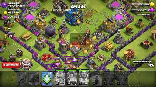 How good is all electo dragon army in clash of clans???