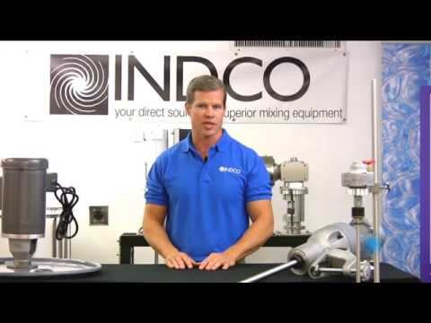 Introduction to INDCO Industrial Mixers