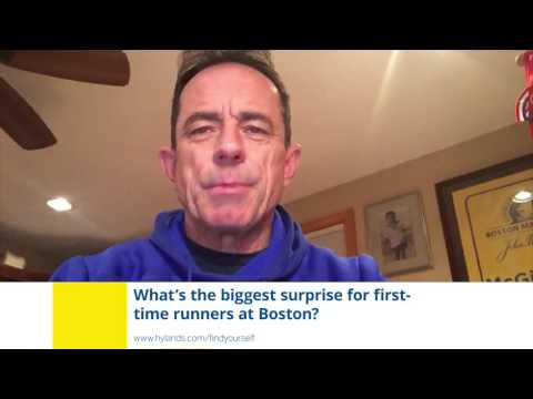 Ask Dave McGillivray: What's the biggest surprise for first-time runners at Boston?