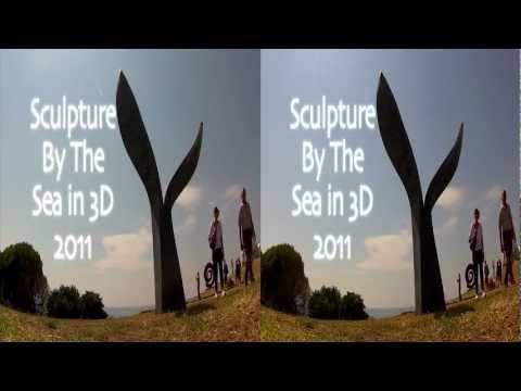 Sculpture by the Sea in 3D 2011