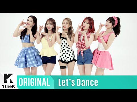 Let's Dance: FIESTAR(피에스타) _ APPLE PIE(애플파이) [SUB]