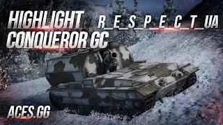 Highlights R_E_S_P_E_C_T_UA Conqueror Gun Carriage