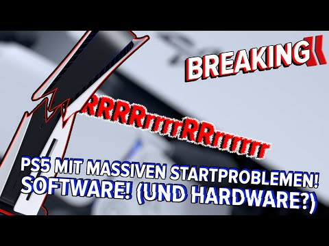 Playstation 5: Massig Probleme! - Lautstärke, Software, Hardware! (?)