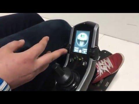 Testing Power Wheelchair Quantum Q6edge  by AnyAssembly Team