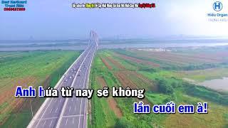 Em Sẽ Hối Hận Karaoke Vũ Duy Khánh   Beat chuẩn