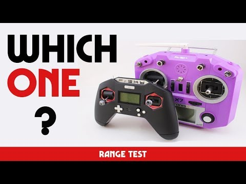 BEST DRONE RADIO | HEAD TO HEAD | Taranis X-Lite VS QX7