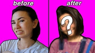 ugly to hipster transformation in 24 hours