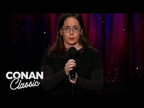 "Martha Kelly Wants To Be A Motivational Speaker - ""Late Night With Conan O'Brien"""